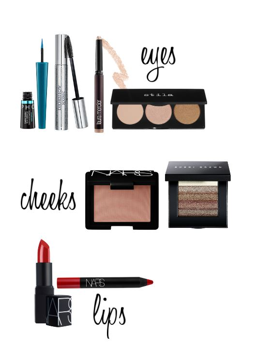 The Makeup Lady - Office Christmas Party Beauty Looks