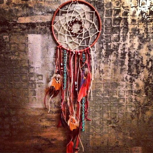 Pinterest picks inspired by dream catchers for Dream catchers how to make them