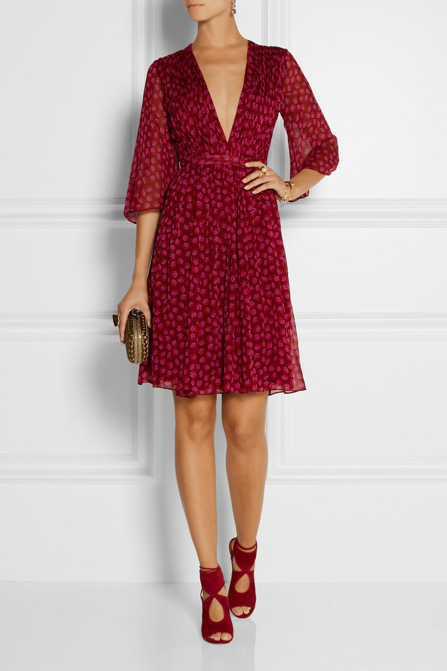 Fancy friday diane von furstenberg wrap dresses for Diane von furstenberg clothing