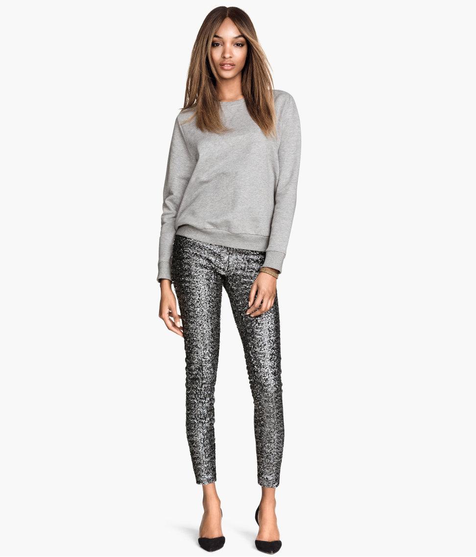 Fancy Friday - Sequin Pants