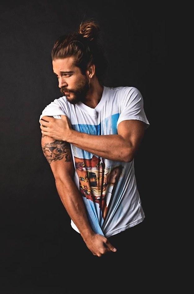 Pinterest picks man bun monday for Tattoos gone wrong buzzfeed