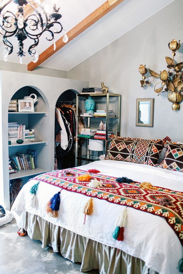 Pinterest Picks - Interior Inspiration Boho Eclectic