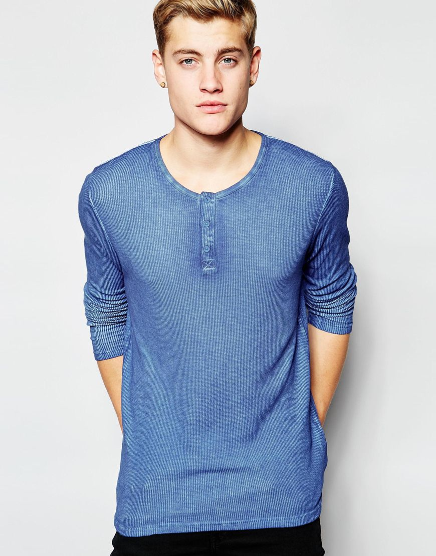 Men 39 S Henleys Under 50 Comfort For Them Eye Candy For You