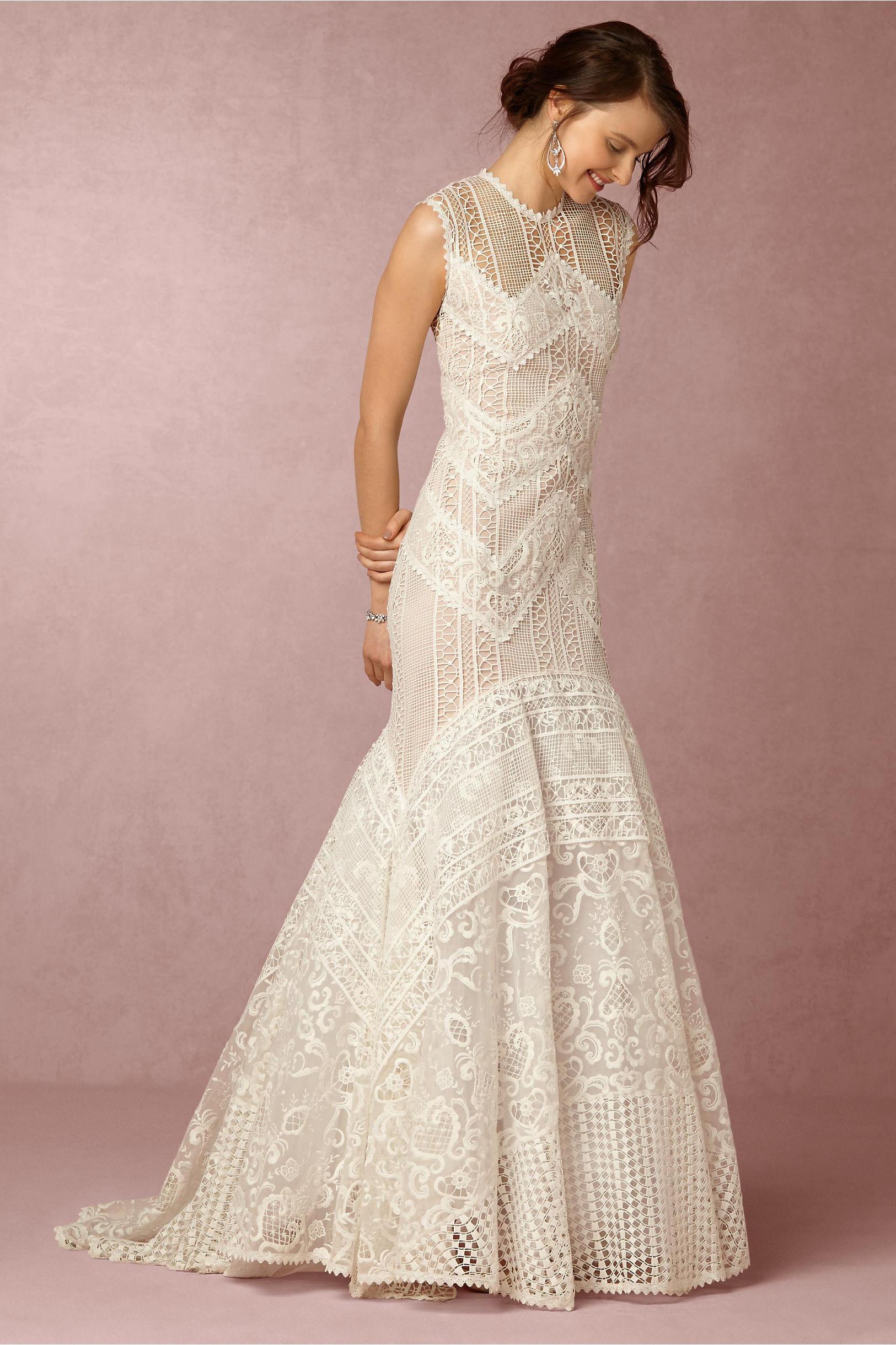 bhldn blanca gown bhldn wedding gowns