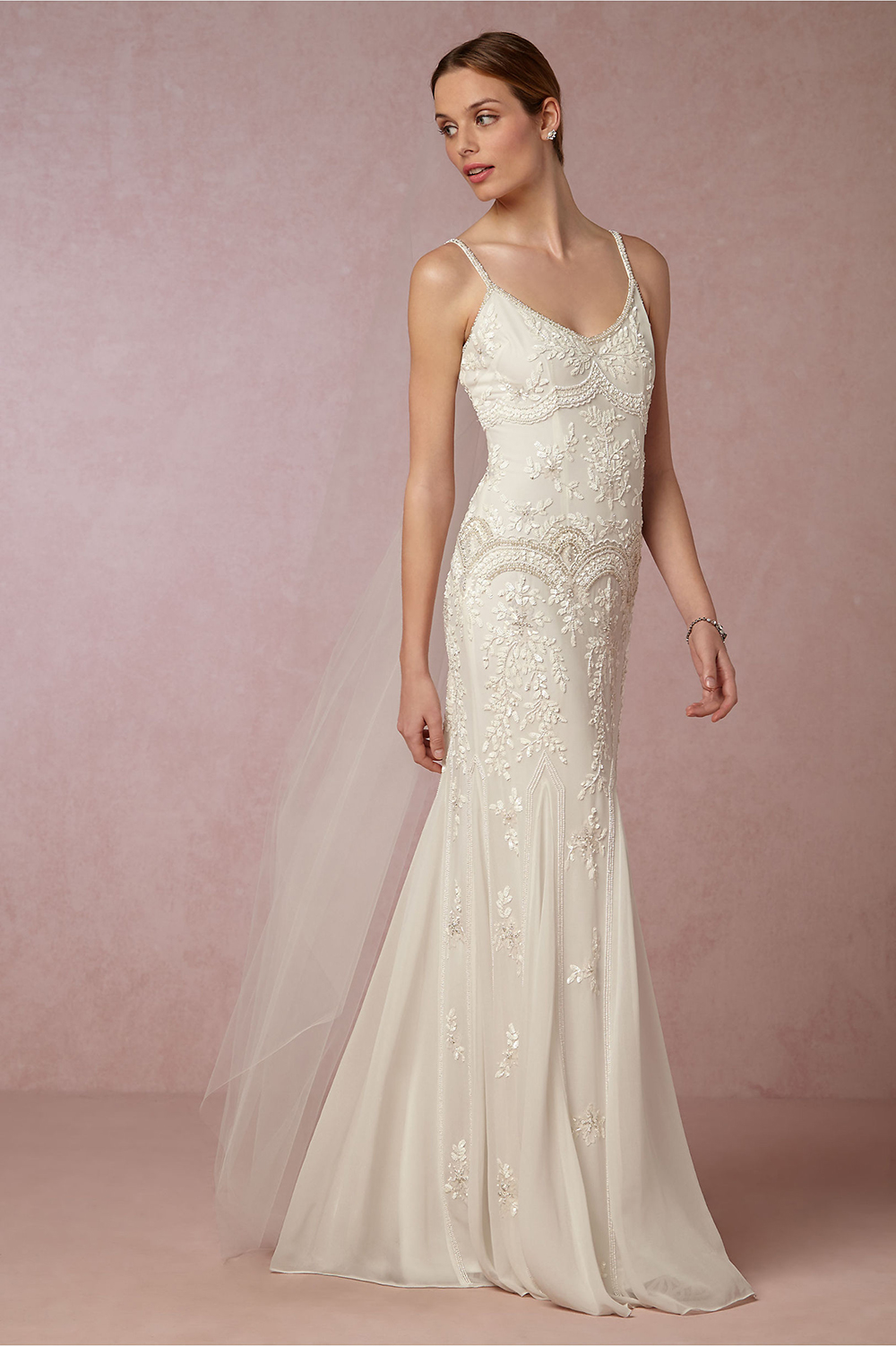 Fancy friday bhldn wedding gowns for Picture of a wedding dress