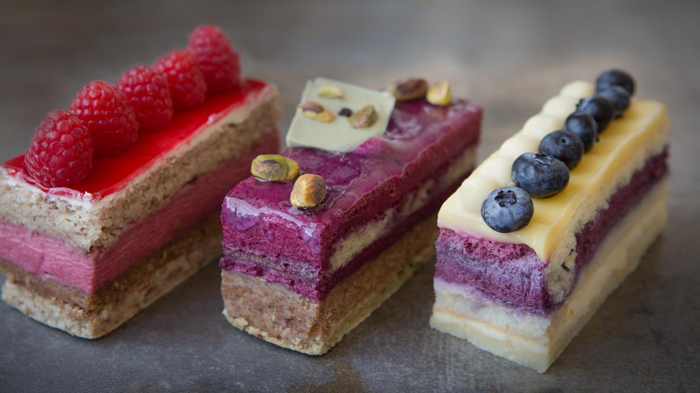 Bakery Nouveau pastry