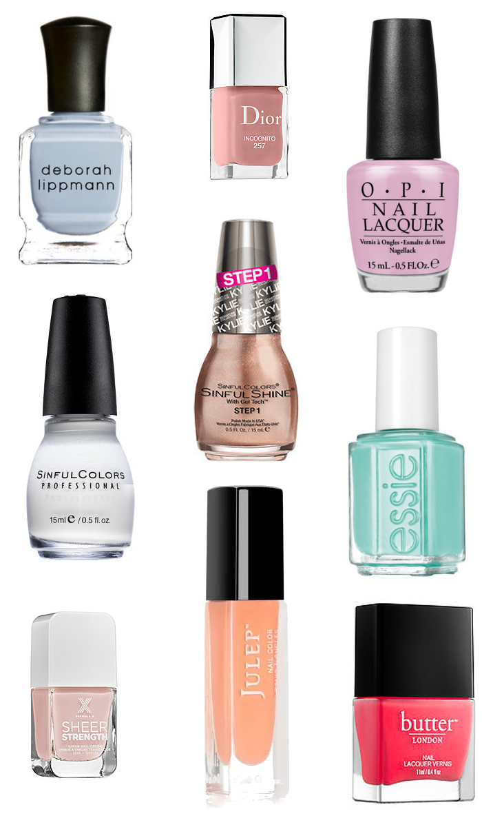 In Nail Polish Colors Summer 2016 - Absolute cycle